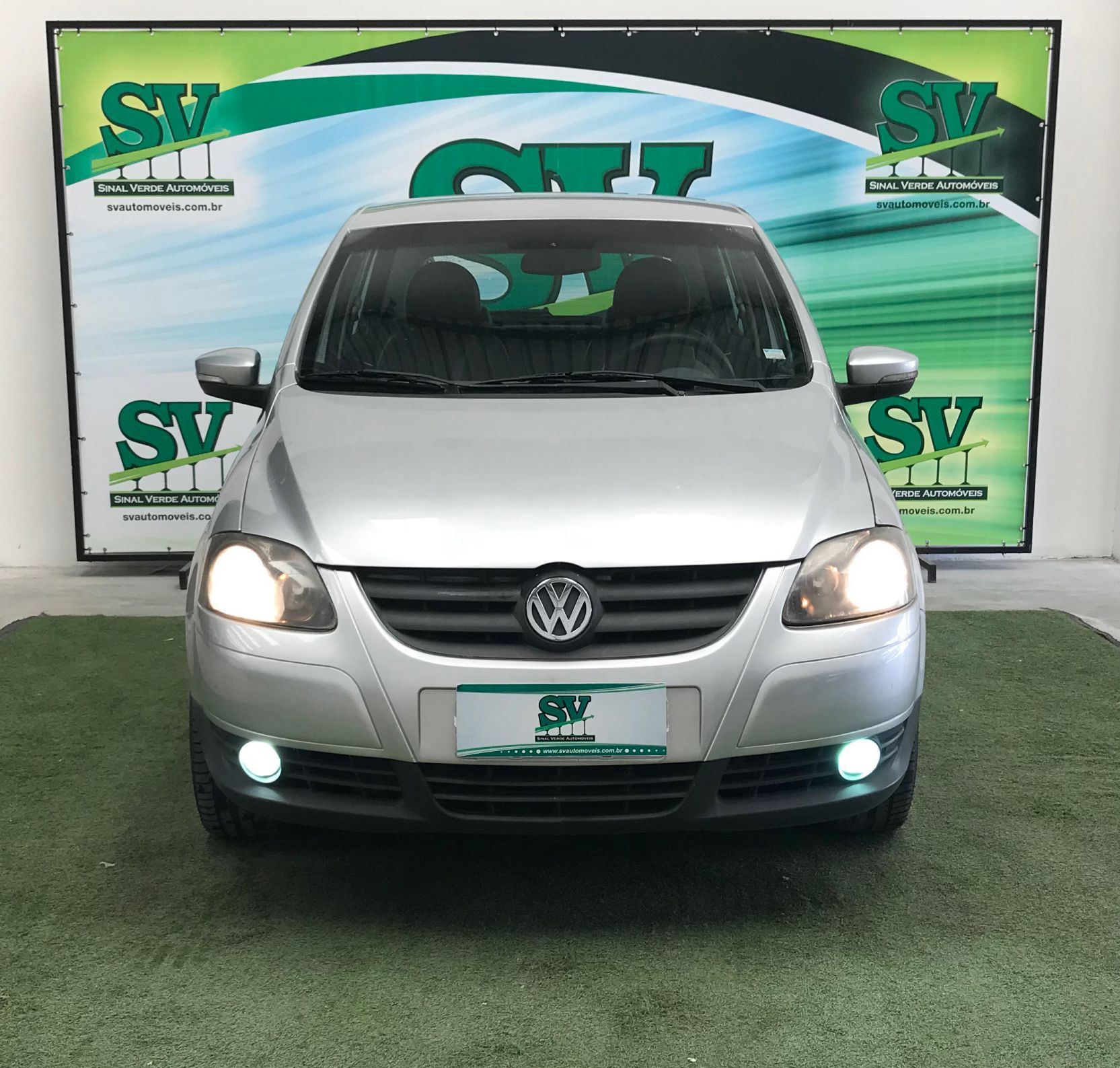 VW - VolksWagen Fox 1.6 Mi Total Flex 8V 5p