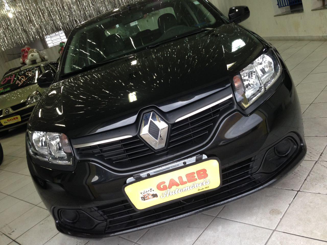 Renault LOGAN Expres. EasyR Hi-Flex 1.6 8V Aut.