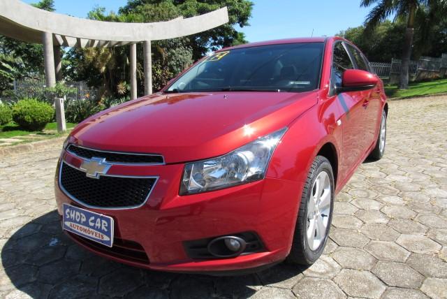 GM - Chevrolet CRUZE LT 1.8 16V FlexPower 4p Aut.