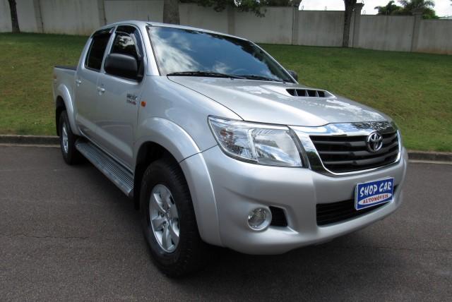 Toyota Hilux CD SR D4-D 4x4 3.0  TDI Dies.