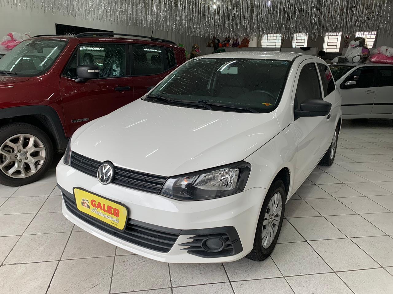 VW - VolksWagen Gol Trendline 1.0 T.Flex 12V 3p