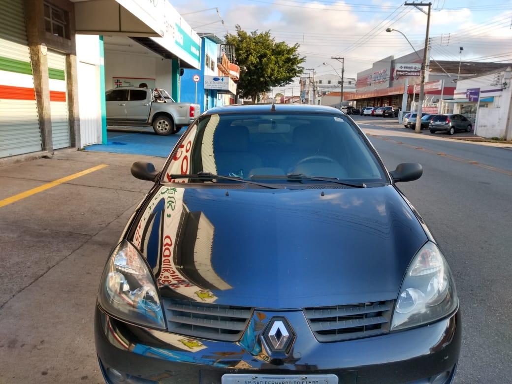 Bragveiculos Renault Clio Campus Hi Flex 1 0 16v 3p